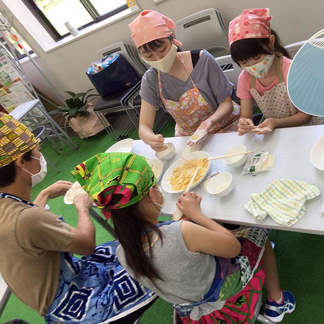 「地域食堂もりのこみち」で子どもたちと遊びませんか