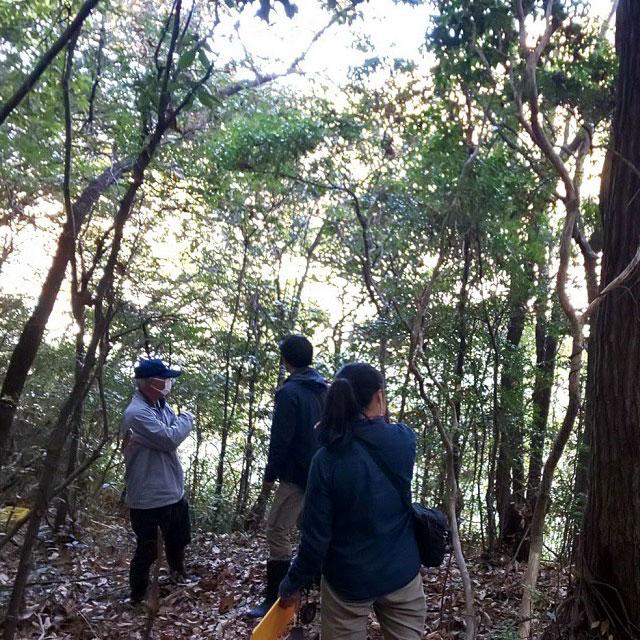 八多神社里山プロジェクト
