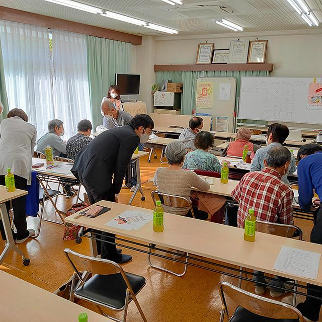 スマホ教室並びデジタル教室